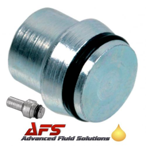 16mm S series  Metric Blanking Cap Hydraulic Compression